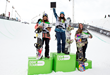 Monster Energy's Chloe Kim Wins Women's Snowboard Superpipe at the Dew Tour Winter Championship in Breckenridge