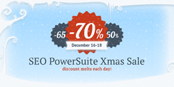 seo powersuite sale christmas discount