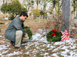 Students of The Glenholme School Join Wreaths Across America in Annual Salute to Our Nation's Heroes