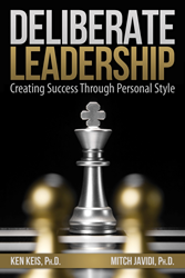 Deliberate Leadership Book