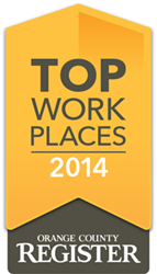 Orange County's 100 Top Workplaces