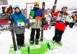 Monster Energy Congratulates Freeski Team at the Dew Tour Mountain...