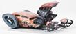 Speed Freaks 'Rat' Resin Car Sculpture