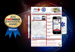 public safety, public relations, ems world, innovation award, ems, fire, community outreach
