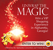 The Alpharetta CVB Invites Visitors to Unwrap the Magic with its...