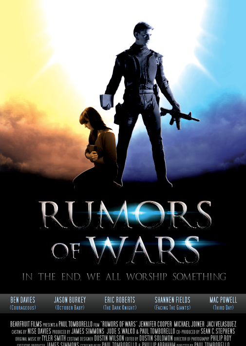 rumors of war Christ's latter-day disciples have been commanded to renounce war and proclaim peace similarly, however, we must recognize and beware the rumors, or propaganda.