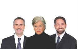 John Gadaska, Patricia Cliff, and Jonathan Conlon