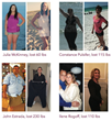 Four of The Dukan Diet's Biggest Losers Collectively Lose Over 500 Pounds Over the Past Few Years and Now Share Inspirational Success Stories