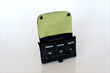 3DS CitySlicker—view under the flap; Kiwi leather