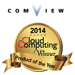 Comview Recieves a Cloud Computing Magazine Product of the Year Award