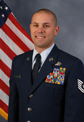 Career Step 2014 Military Service Member and Spouse scholarship winner James Schols, Technical Sergeant in the Oregon Air National Guard