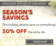 Clothing Shop Online Offers Shoppers Holiday Savings and Free Week of...