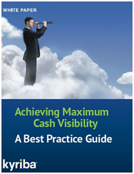 Kyriba White Paper - Best Practices in Cash Visibilty
