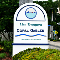 Coral Gables Lice removal Service by Lice Troopers