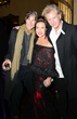 Sue Wong with Actor Ronn Moss and Writer/Producer David Marconi