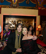 Sue Wong with Actor Ronn Moss