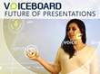 Putting Power Back Into Presentations with New Voice and Gesture...