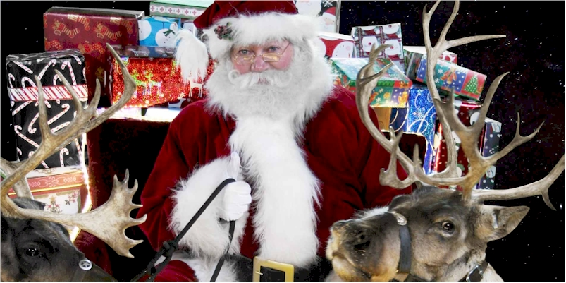 Kids Use Santa Snooper Sleigh Cam To Spy On Christmas Eve
