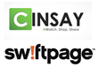 Swiftpage / ACT! Sign Partnership with Cinsay for Video Commerce...