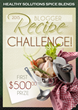Get Ready for Healthy Solutions Spice Blends First Annual Blogger...