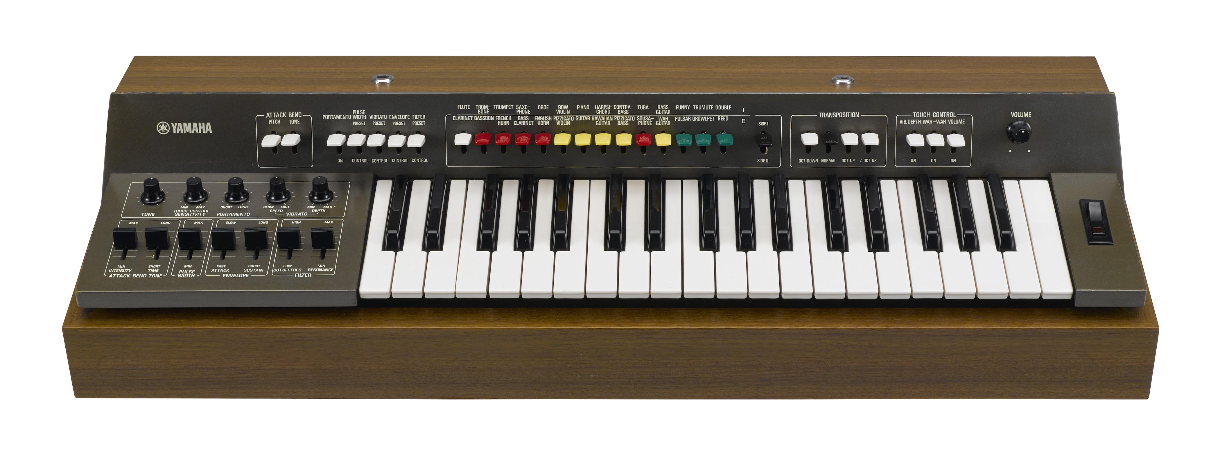 Yamaha Sy Vintage Synth