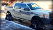 American Track Truck Announces That South Dakota Police Department Uses Dominator Tracks in Winter Storms