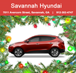 Savannah Hyundai Offers New Special: $149 down + Your Job= New Hyundai