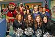 Florida Hospital Tampa Pediatric Staff with Bucs