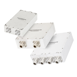 RF Power Combiners from Pasternack