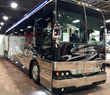 Transwest Unveiled their new Emerald Prevost at the 2014 National...