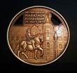 2015 Medal @ Metro Group Marathon Düsseldorf
