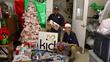 Uniweld Donates Toys to K.I.D.