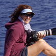 Tori Cullins, Founder and Presidenf of the Wild Dolphin Foundation