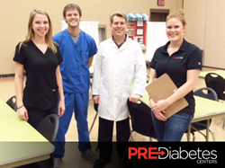 The PreDiabetes Centers mobile blood draw team