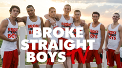 Broke Straight Boys Reality Television Cast