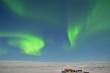 For the perfect view of the Aurora Borealis, travel to Hella, Iceland