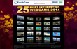 "EarthCam Reveals its ""25 Most Interesting Webcams of 2014"""