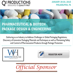 White Laboratories Q1 Productions Sponsorship Conference