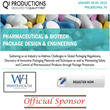 Whitehouse Laboratories Announces Sponsorship of Q1 Productions...