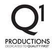 Q1 Productions Logo - Sponsor Whitehouse Laboratories