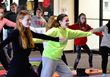 Exam Prep Engages Mind and Body in Hun Middle School