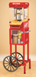 New Popcorn Cart Is Popping up on Shelves in Time for the Holiday Season