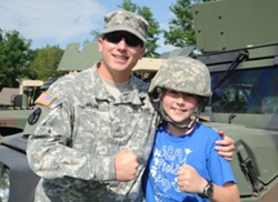 Career Step to donate $5,000 to the National Military Family's Operation Purple Camps