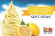 DOLE Soft Serve Introduces Lemon Soft Serve Flavor