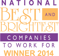 2014 National Best and Brightest Companies to Work For Award