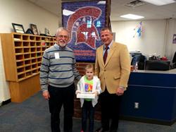 Tulsa Hyundai donates an iPad to model student at local school.