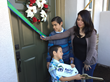 Local Family Gets a Home for the Holidays