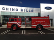 Chino Hills Ford to Showcase Legendary 1988 Fire Truck at...