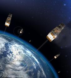 Sierra Nevada Corporation OG2 Satellites