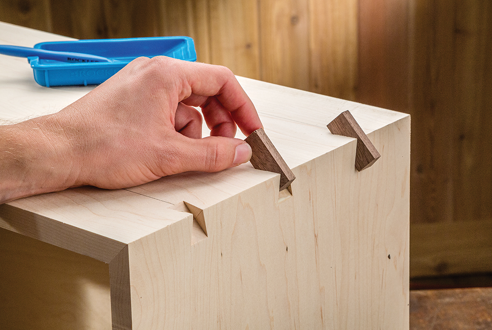 An Easy Way To Dress Up Large Boxes Box Spline Jig Adds